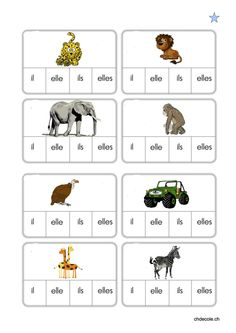 Pronoms niveau 1-35 French Education, French Grammar, Preschool Education, French Lessons, Teaching French, Montessori, Literacy, Activities For Kids, Wordpress