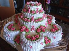 Ideas for decorating cakes – Beautiful pictures ,Сars,Design Cake Icing, Buttercream Cake, Eat Cake, Gorgeous Cakes, Pretty Cakes, Amazing Cakes, Cake Decorating Techniques, Cake Decorating Tips, Different Cakes