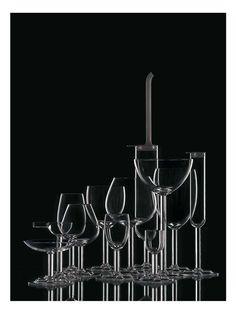 Glas design Roderick vos for Royal Leerdam