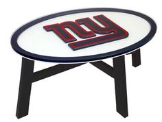 New York Giants Coffee Table