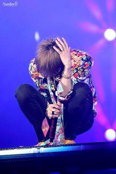 Bigbang Live, Bigbang G Dragon, Ji Yong, Last Dance, Bangs, Kpop, Concert, Fringes, Bangs Hairstyle