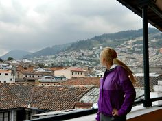 Travel tips for Quito, Ecuador - Great blog for food tips and excursions!!!