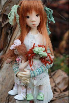 JpopDolls.net::Dolls::Kaye Wiggs Dolls::Tobi::Tobi Human in Fair Skin