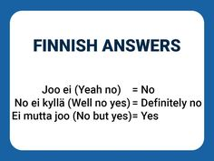 Funny but true Finnish language lesson! Helsinki, Finnish Memes, Meanwhile In Finland, Learn Finnish, Finnish Words, Finnish Language, Finland Travel, Language Study, Are You Happy