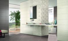 Montserrat seinälaattasarja Alcove, Bathtub, Bathroom, Mosaics, Standing Bath, Washroom, Bath Tub, Bathrooms, Bathtubs