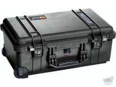 Pelican 1510 Case With Foam (Black) - Waterproof crush-proof and dust-proof Convoluted lid foam FAA maximum carry-on size Retractable extension handle Strong polyurethane wheels with stainless steel bearings Easy open double throw latches. Pelican Camera Case, Airline Carry On Size, Photo Bag, Computer Sleeve, Photo Equipment, Camera Equipment, Dslr Photography, Smiling Photography, Photography Lighting