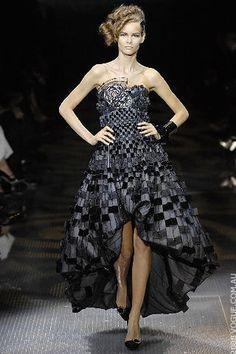 Giorgio Armani Prive Haute Couture Spring/Summer 2008/09 gallery - Vogue Australia