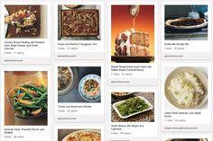 Thanksgiving, via the Official Pinterest Blog  http://informalsports.blogspot.com/