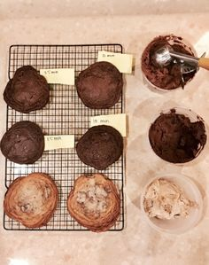 Chocolate Chocolate Chip Cookie — betsy the baker