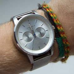Fancy - Stirling Steel Nevil Watch by TRIWA