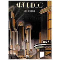 """""""Art Deco"""" Book"""
