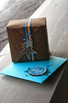 Polly kreativ: Meldung aus dem Vorweihnachtsgewusel! - Envelope Punch Board
