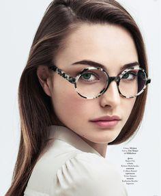 53949052ff8 MYKITA NO2 round prescription glasses SIENNA captured by ELLE Ukraine