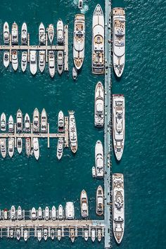 Aerial view of Miami, Florida by Bernhard Lang