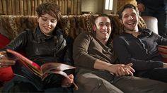 Alex, Tom and Hal #BeingHuman