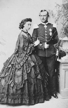 1862 the Grand Duke and Duchess of Hesse