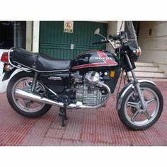 Honda Cx 500 Año 1978 Impecable Toda Original - U$S 9.000,00