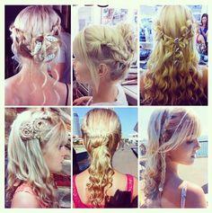 Mermaid Hair Amy Ruffle