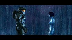 Cortana y el jefe maestro <3