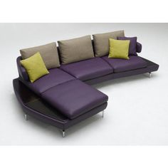 Divani Casa KK1183 Modern Sectional Sofa Set