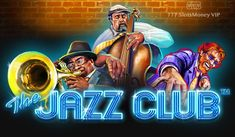 Игровой автомат The Jazz Club с выводом денег  Игровой автомат The Jazz Club посвящен музыкантам джаз-клуба. С выводом денег помогут его 5 барабанов с 25 линиями. За счёт фриспинов с дополнительными множителями и расширяющимся диким символом в аппарат интересно играть даже с телефона. Jazz Club, Slot, Movie Posters, Movies, Films, Film Poster, Cinema, Movie, Film