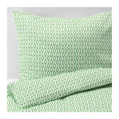 RÖDVED Quilt cover and 4 pillowcases - 200x200/50x80 cm - IKEA