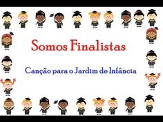 SOMOS FINALISTAS (Canção para o Jardim de Infância) Letra e voz guia Prom Party, Prom Party, Crafts, Book, Music Classroom, Finals, School Supplies, The Voice, Childhood