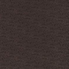 Nutmeg Brown and Coral Decorative Decorative Upholstery Fabric