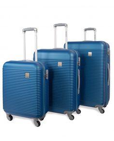 Set de 3 maletas ABS, Jaslen