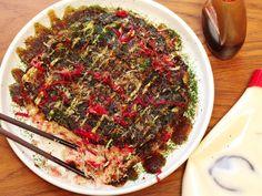 Okonomiyaki (Japanes