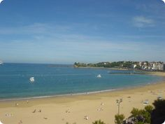 La Grande plage    Saint Jean de Luz  - France