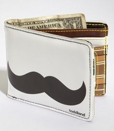For all the Mustache lovers out there by laurel