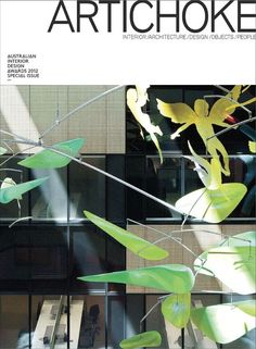 Artichoke Magazine Special Issue – Australian Interior Design Awards 2012
