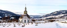 Sør Fron Kirke Pano by Sigurd Rage on 500px