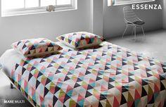 ESSENZA Trend collection, theme GRAPHIC PASTEL. Dessin: MARE MULTI  #Pastel #ESSENZA #Neon