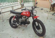 Honda Win 100cc (Vietnam)