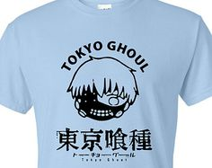 TOKYO GHOUL T-Shirt - Japanese Anime Cos Cosplay
