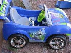 Image Result For Toy Story Buzz Lightyear Electric Car