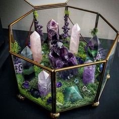 Stunning Useful Tips: Garden Tool Storage House garden tool sheds porches.Garden Tool Design Ideas garden tool rack tips.Garden Tool Illustration Vint… - All For Garden Crystal Healing Stones, Crystal Magic, Crystal Grid, Crystal Mandala, Crystal Box, Garden Tool Shed, Garden Tool Storage, Crystals And Gemstones, Stones And Crystals