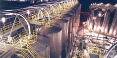 SK Innovation Oil Refinery