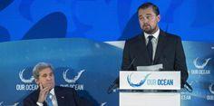 Leonardo DiCaprio lanza mapa virtual de pesca comercial en el...
