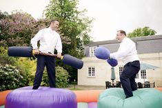 Quirky wedding entertainment ideas to make your guests giggle!