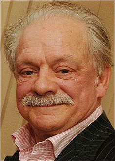 """David Jason. """"Open All Hours"""", """"The Darling Buds of May"""", """"A Touch of Frost""""-just a few of his many, many splendid performances."""