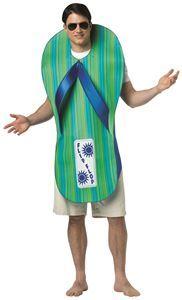 Flip Flop Adult Unisex Costume - 372279 | trendyhalloween.com