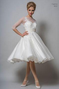 Louise Bentley Wedding Dress BE57 Caprice