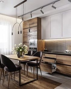 [New] The Best Home Decor (with Pictures) These are the 10 best home decor today. According to home decor experts, the 10 all-time best home decor. Kitchen Room Design, Best Kitchen Designs, Modern Kitchen Design, Living Room Kitchen, Home Decor Kitchen, Interior Design Kitchen, Home Kitchens, Loft Interior, Apartment Interior