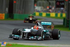 GP Australia 16 March 2012 #formula1 #f1 #australia #schumacher