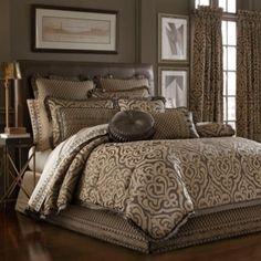 J. Queen New York™ Luxembourg European Pillow Sham - BedBathandBeyond.com