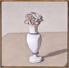 """Giorgio Morandi - Fiori, 1952  """"La Magnifica Ossessione"""" www.mart.tn.it/magnificaossessione"""