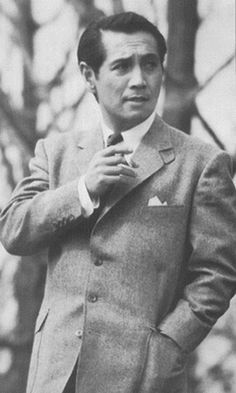 Masayuki Mori 森雅之 (1911 - 1973)